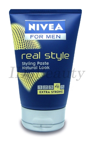NIVEA FOR MEN REAL STYLE HAIR STYLING PASTE 100 ml